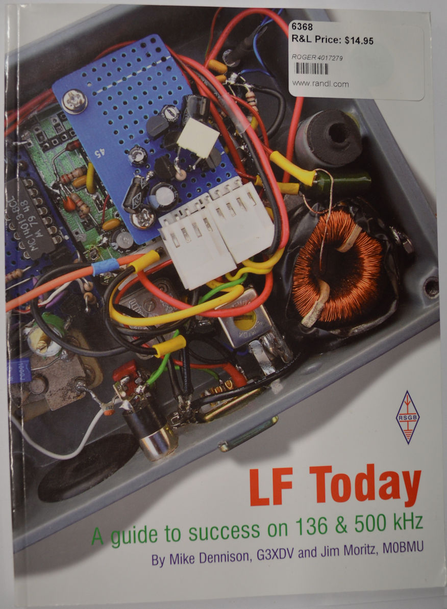 Rl Electronics Closeout Books Circuit Book 6368