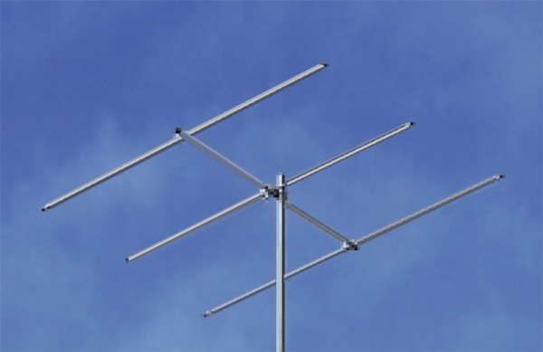 GIZMOTCHY 6 METER 4 ELEMENT 1500W BEAM ANTENNA