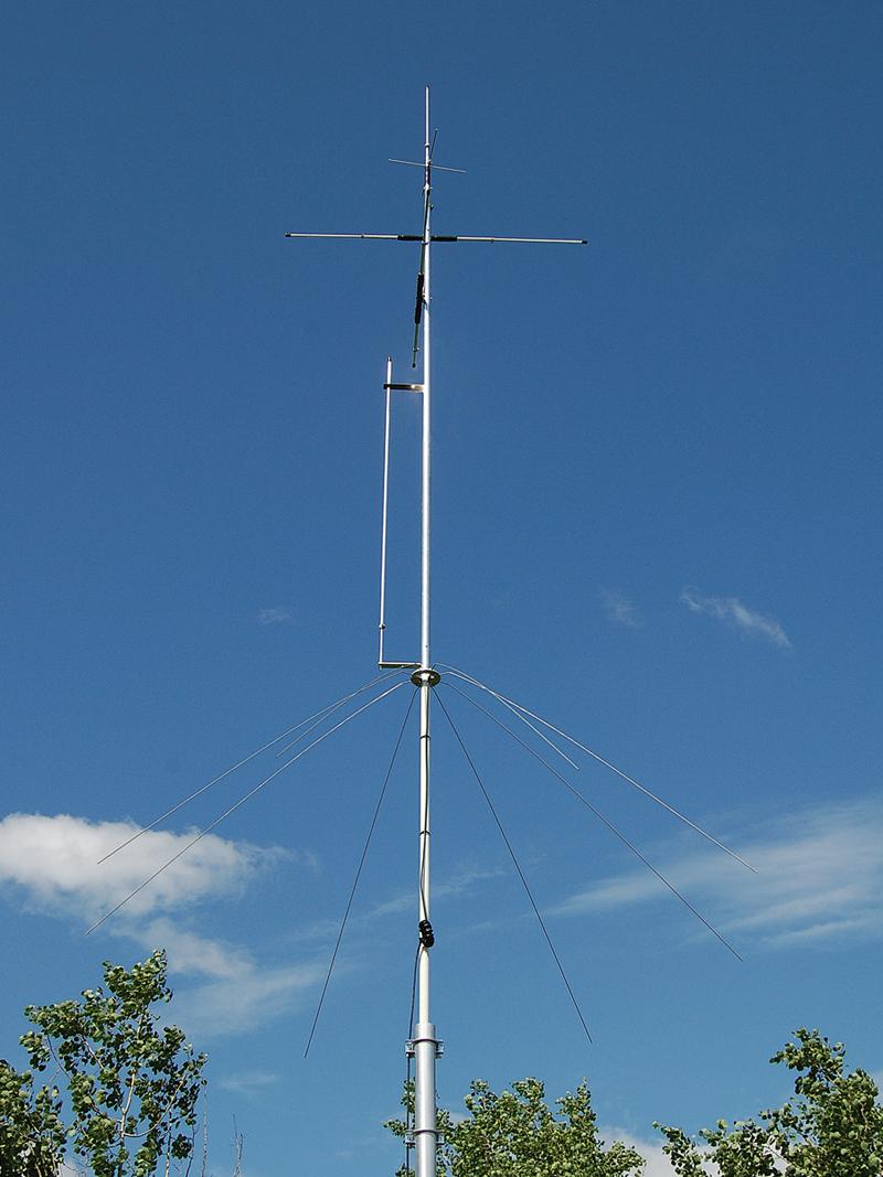 Cushcraft R- Radio Equipment: HF Vertical Antenna: Cushcraft R5