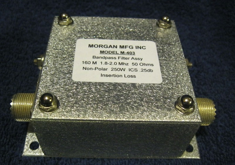 R&L Electronics Search Results BANDPASS FILTER
