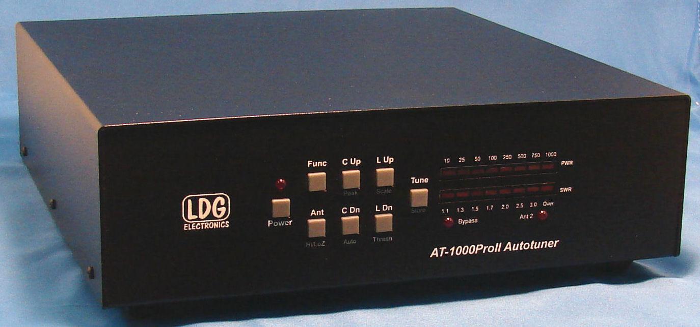 At 1000proii Ldg Electronics At1000proii 1kw Desktop