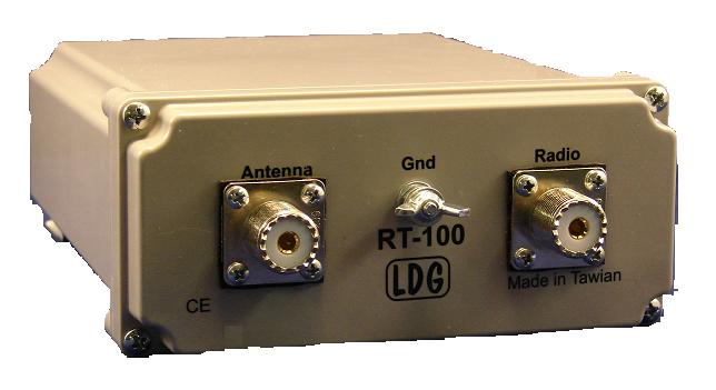LDG Electronics RTRC100 100 Watt REMOTE MOUNT TUNER and CONTROL UNIT