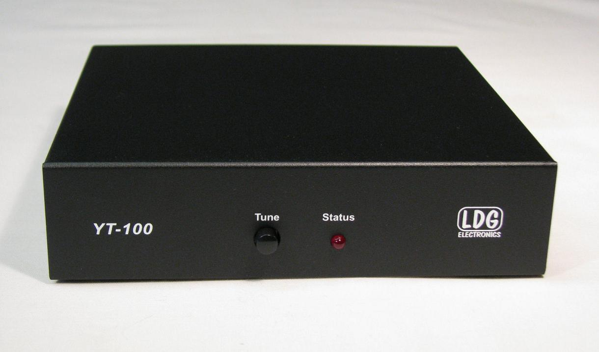 LDG Electronics YT100 DESKTOP TUNER for FT-857/FT-897/FT-100