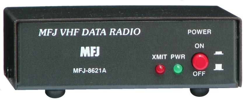 MFJ MFJ8621AX2 VHF DATA RADIO APRS (144 39MHz)