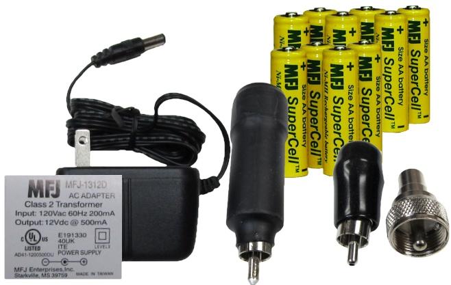 Hustler power supplies