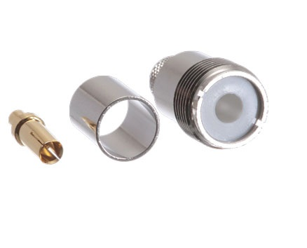 OPEK AT-7833 N-MALE TO SMA-FEMALE ADAPTER CONNECTOR