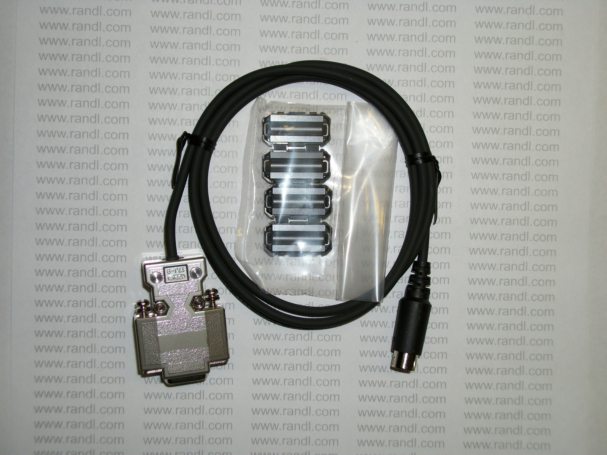 Ct 142 Yaesu Ct142 Packet Cable Din8 To Dsub9